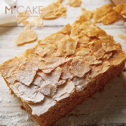 mcake经典香草拿破仑 3磅