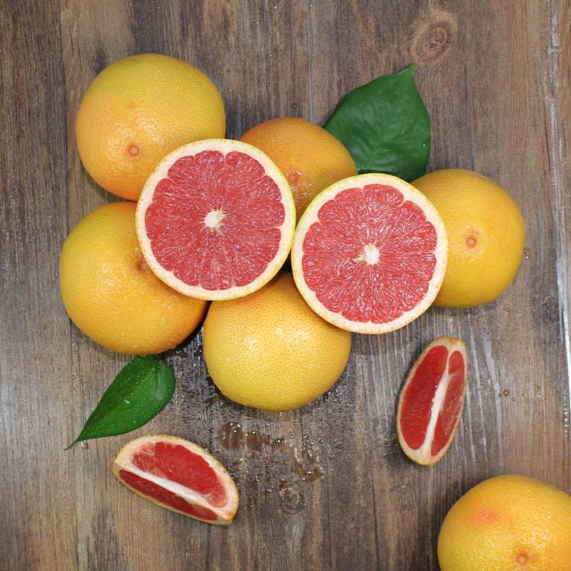 现货南非西柚 8个  葡萄柚红心柚子新鲜水果进口当季