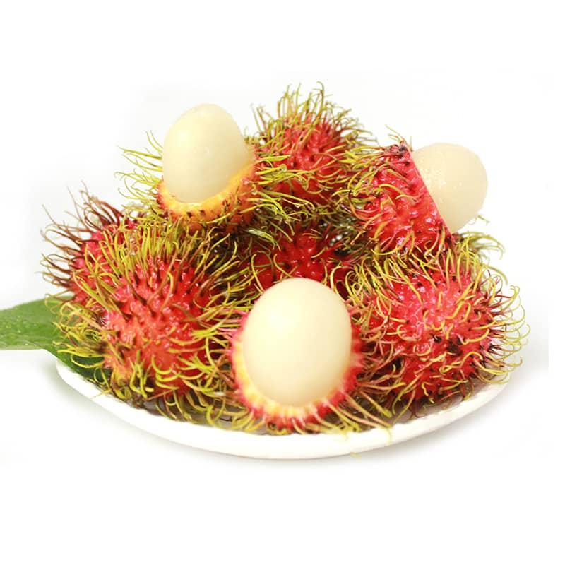 泰国红毛丹 3斤 顺丰空运冷链 新鲜毛荔枝 进口新鲜水果