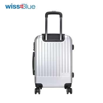 维仕蓝20寸时尚拉杆箱B717536