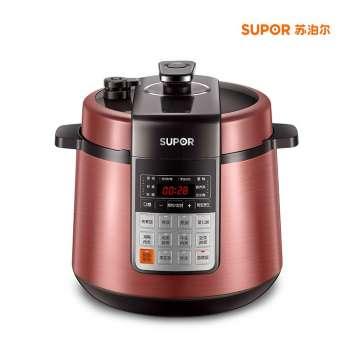 苏泊尔球釜双胆电压力锅SY-60YC501Q
