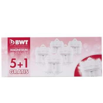 BWT镁离子滤芯5+1只装 5+1只装滤芯