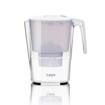 BWT slim机械版净水壶 slim 3.6L 手动,白色