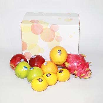 瀚乾食坊水果礼盒