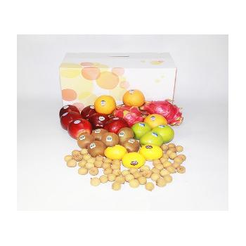 拜手水果礼盒