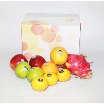 瀚乾食坊水果礼盒298型