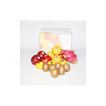 瀚乾食坊水果礼盒398型