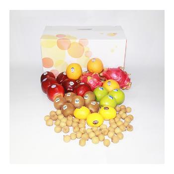 瀚乾食坊水果礼盒598型