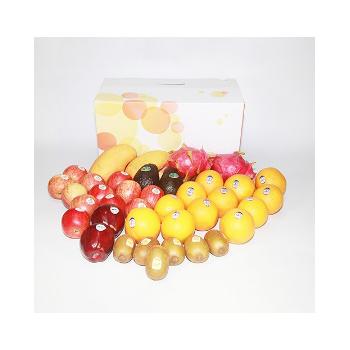 瀚乾食坊水果礼盒1088型